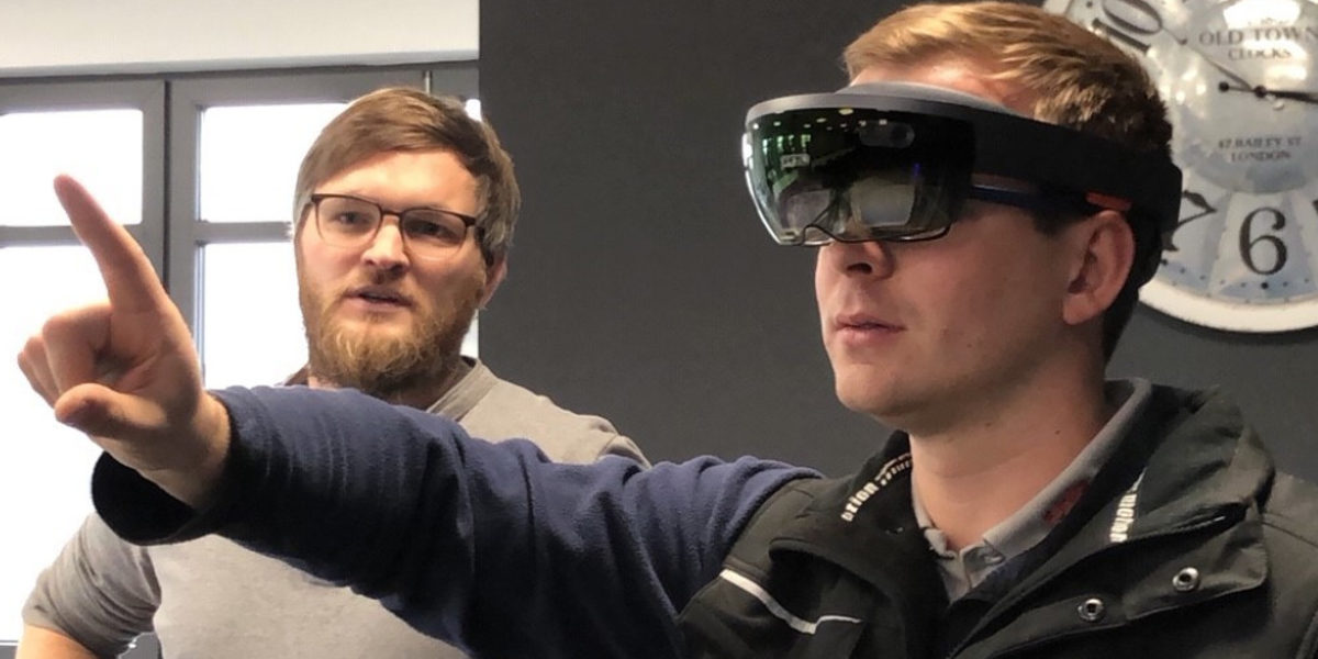 AR-Brille, Digitalisierung, Augmented Reality